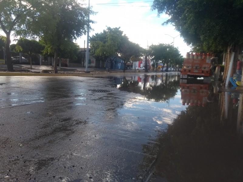 Sin incidentes por lluvias reporta PC