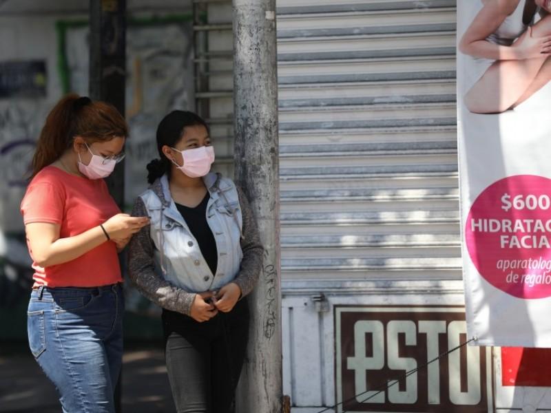 Incertidumbre de migrantes varados en Chiapas ante Covid-19