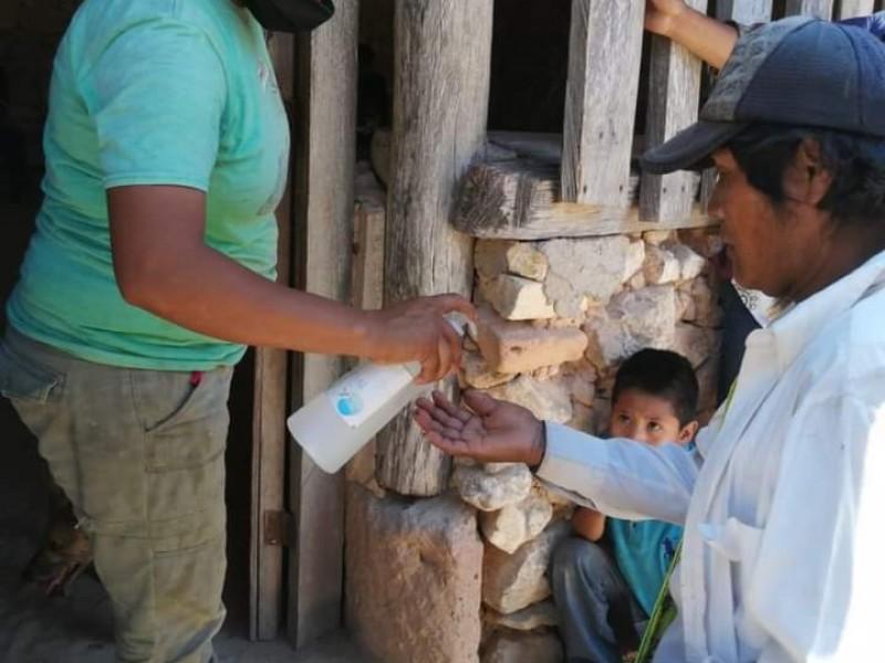 Sin información y vulnerables frente al COVID-19 las poblaciones indígenas