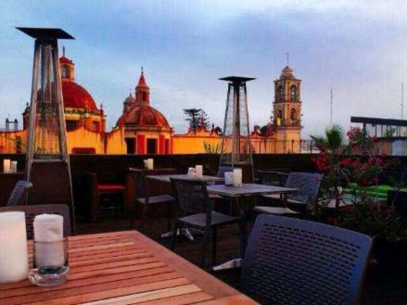 Sin licencia mínimo 200 terrazas en Centro Histórico