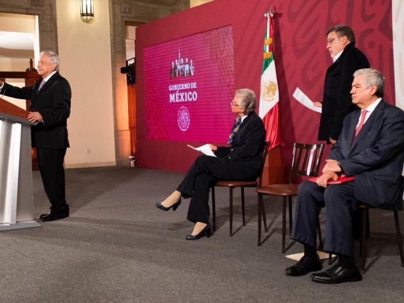 Sin ocultar información, ni espionaje y atendiendo a Guanajuato