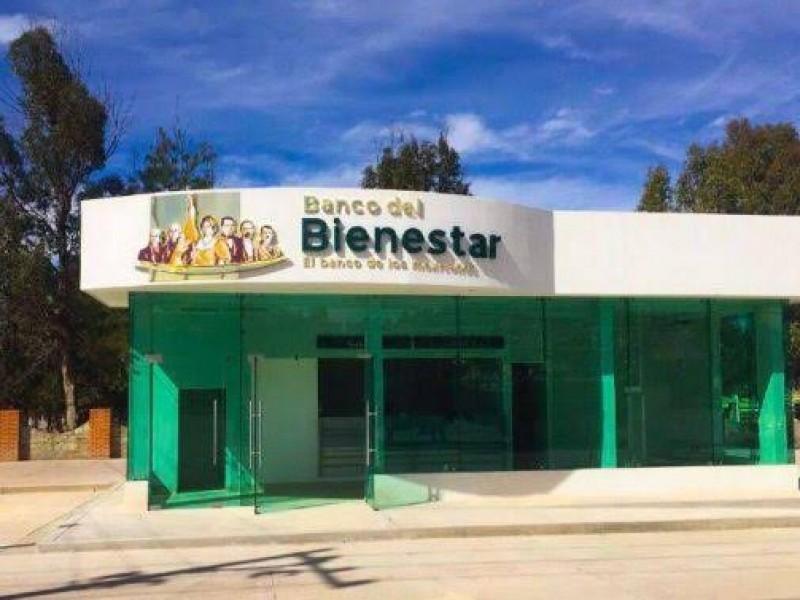 Sin operabilidad los bancos del bienestar en Zacatecas