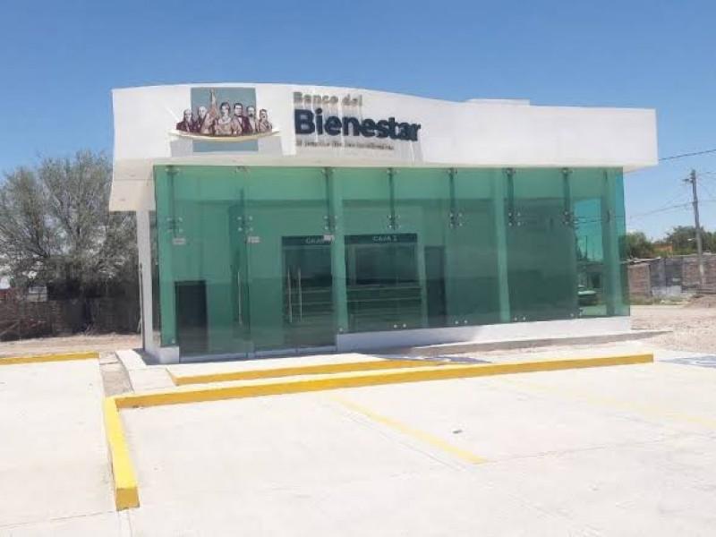 Sin operar Banco del Bienestar en La Laguna
