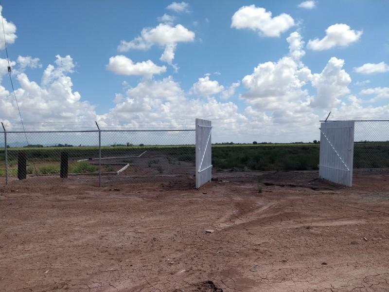 Sin operar panteón nuevo en Pueblo Yaqui