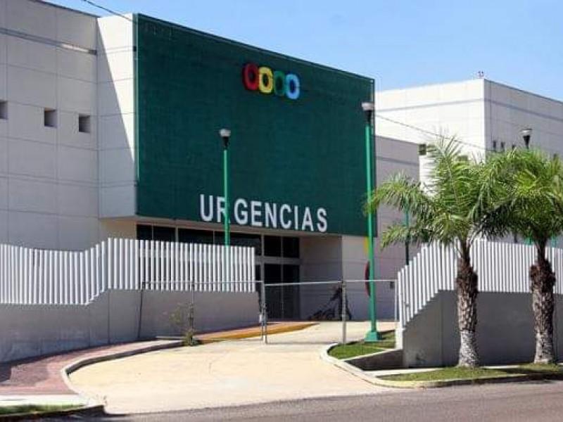 Sin personal de limpia en hospital de Chiapas