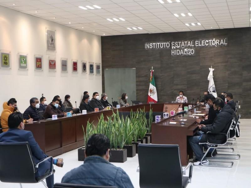 Sin PREP en Hidalgo, el IEE reportará resultados preliminares