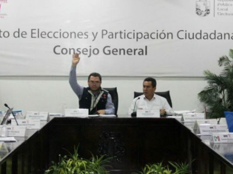 Sin presupuesto la elección extraordinaria: IEPC