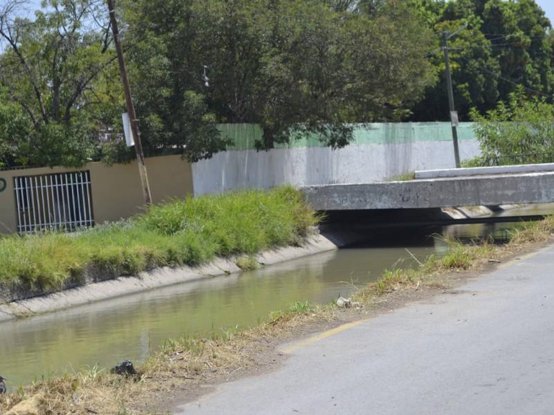 Sin presupuesto para limpiar canales de riego en Lerdo