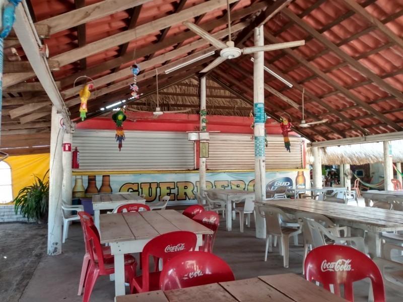 Sin previo aviso, dejan sin agua a restauranteros del Maviri