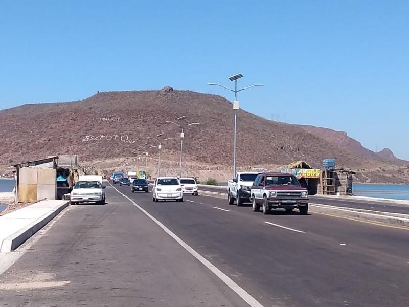 Sin recursos para continuar obra de Puente Metropolitano