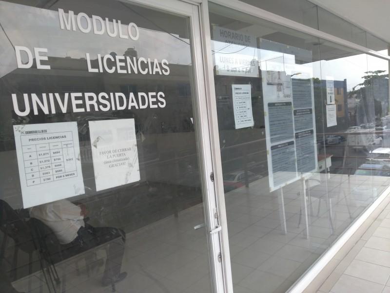 Meganoticias Sin Servicio En Módulos De Licencias De Veracruz