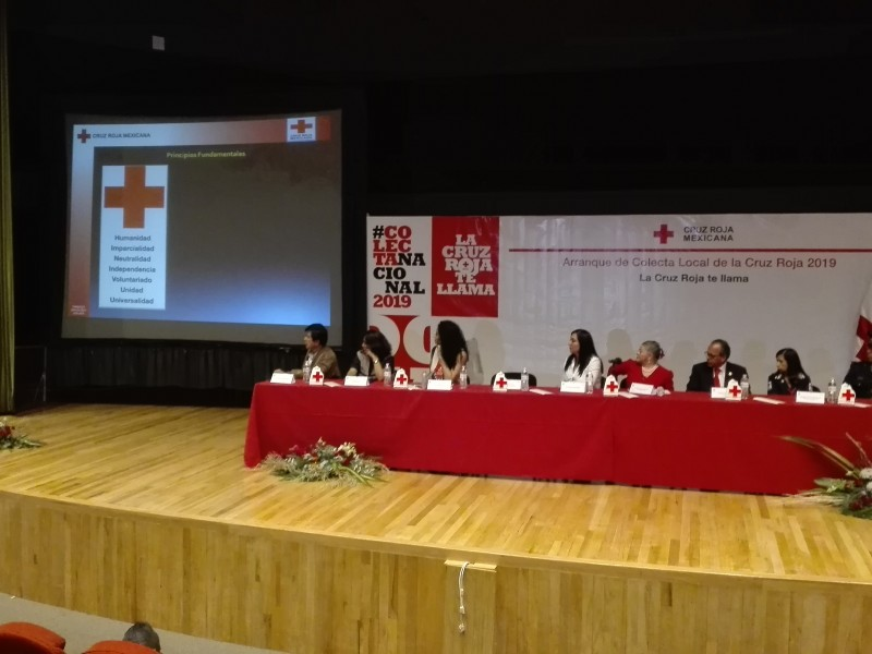 Sin subsidios gubernamentales opera Cruz Roja Zamora