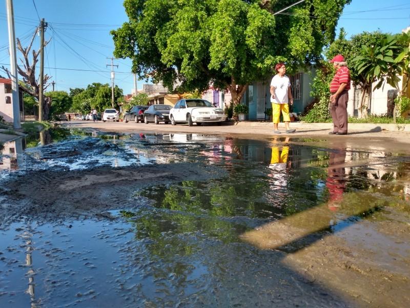 Sinaloa destaca entre las entidades con peor drenaje