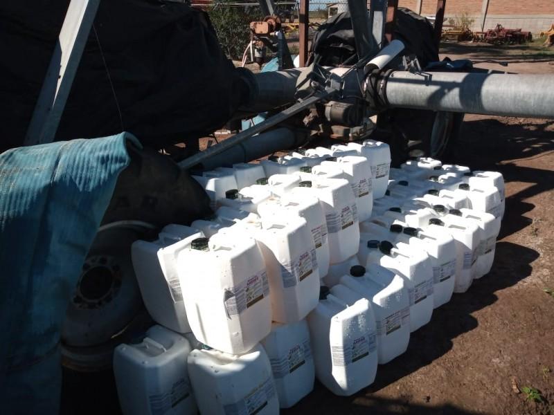 Sinaloa, entre las 10 con más uso agroquímicos
