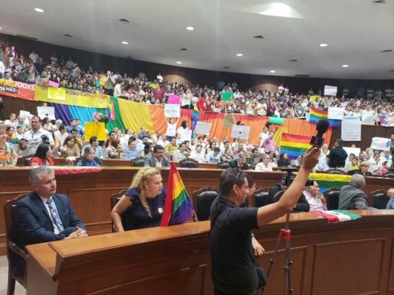 Sinaloa rechaza el matrimonio igualitario