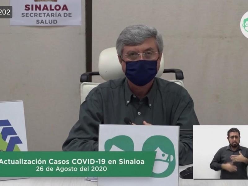 Sinaloa regresó a semáforo epidemiológico color naranja