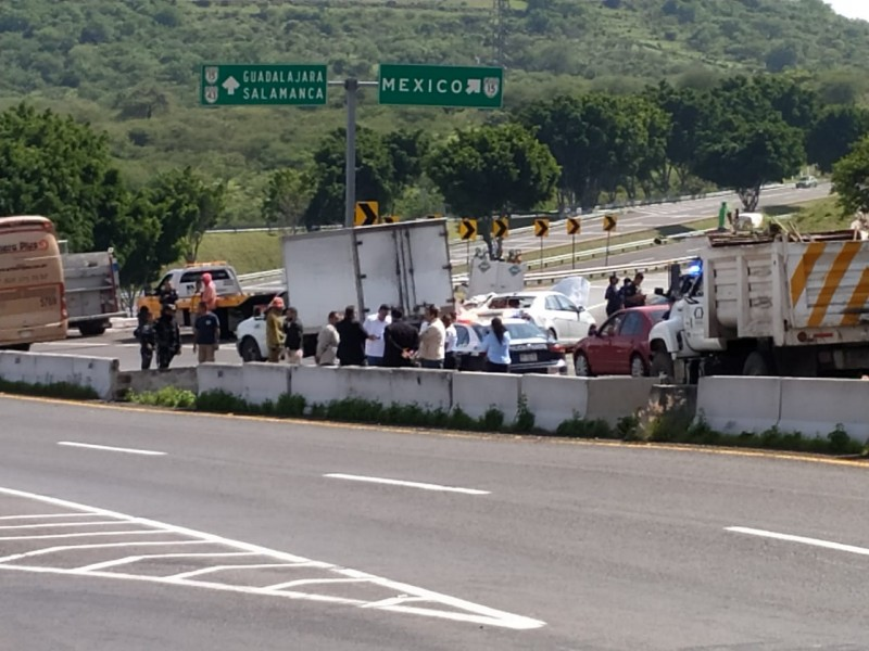 Síndica de Tonalá fallece en accidente carretero