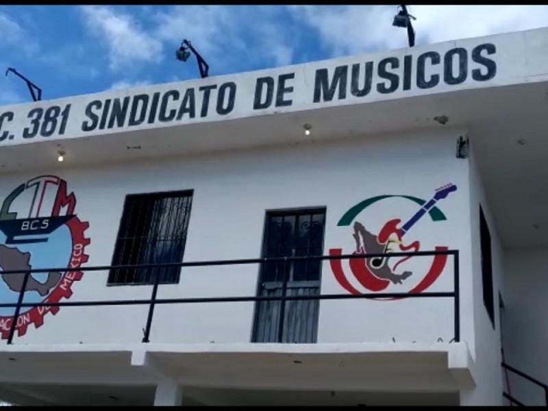 Sindicato de músicos en busca de mejoras estructurales