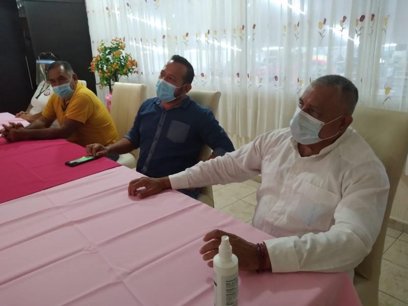 Sindicatos materialistas exigen intervención de SEMOVI ante supuestas concesiones falsas