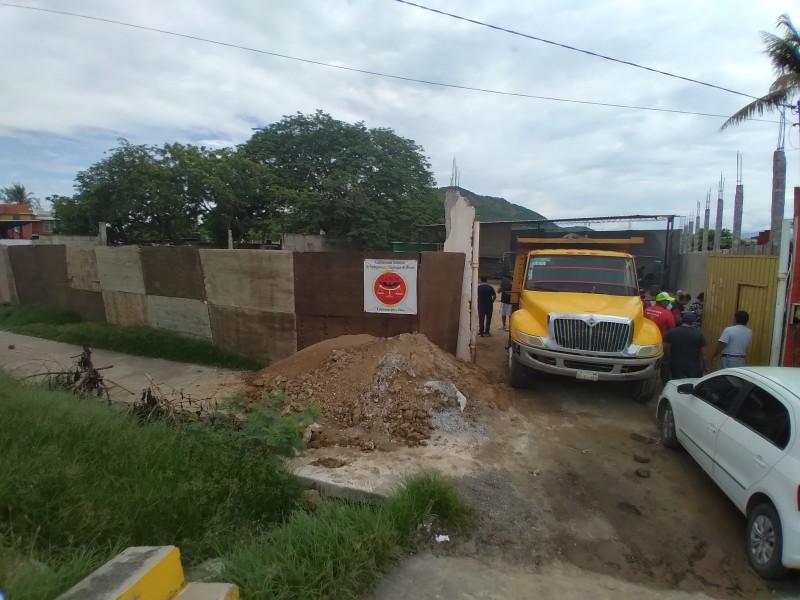 Sindicatos se disputan obras en Tehuantepec