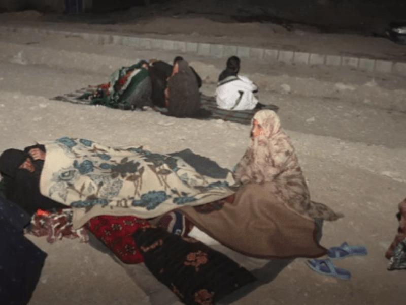 Sismo de 5.9 grados sacude oeste de Irán