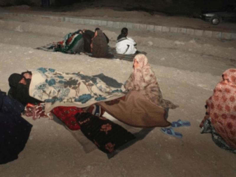 Sismo de 6.3° sacude frontera entre Irak-Irán