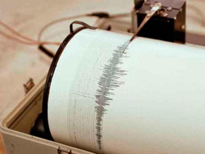 Sismo de magnitud 2.5 sacude Álvaro Obregón