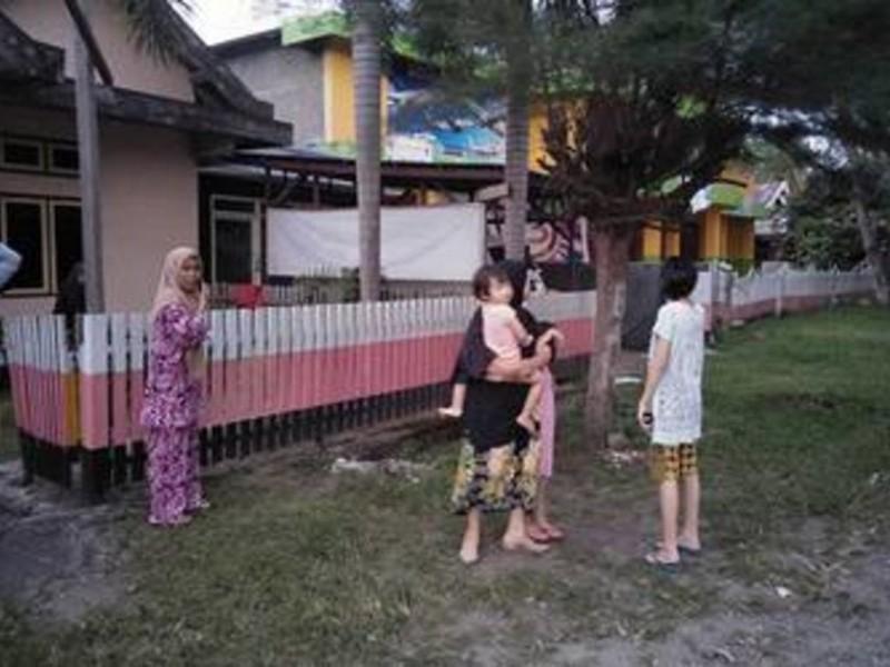 Sismo de magnitud 6,9 sacude Indonesia
