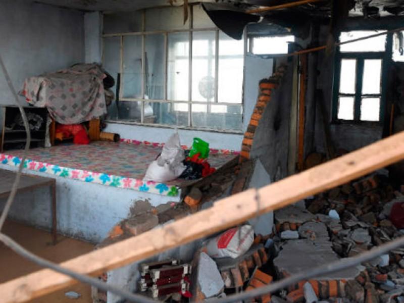 Sismo en China daña miles de casas