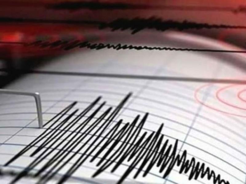 Sismo magnitud 5.2 sacude Costa Grande de Guerrero