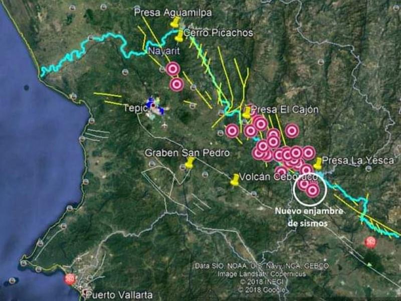 Sismos se deben a actividad volcánica: autoridades
