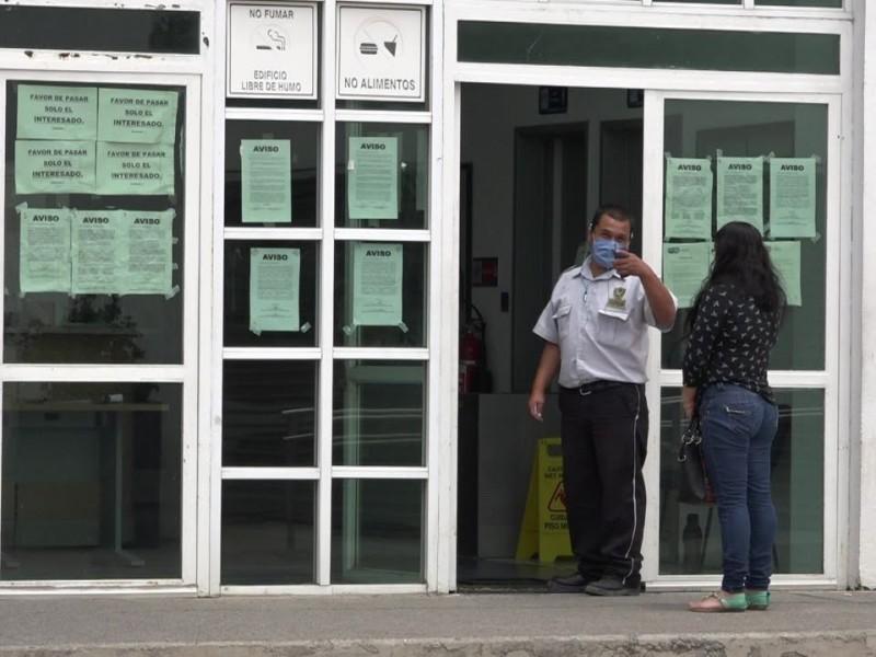 Sistema de justicia laboral sigue paralizado en León