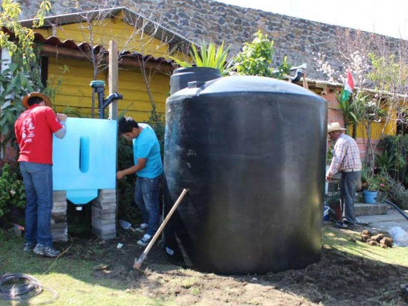 Sistema Tlaloque ayudaría a disminuir consumo de agua