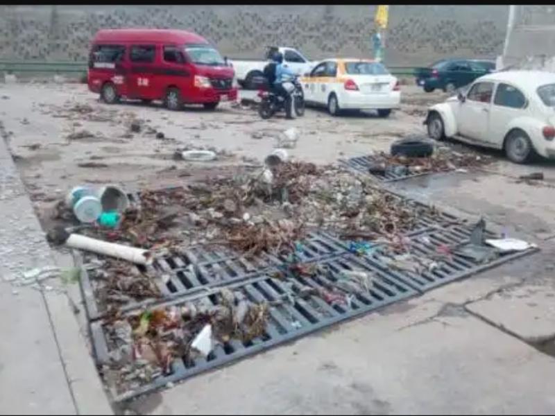 SMAPA exhorta a no tirar basura en lascalles