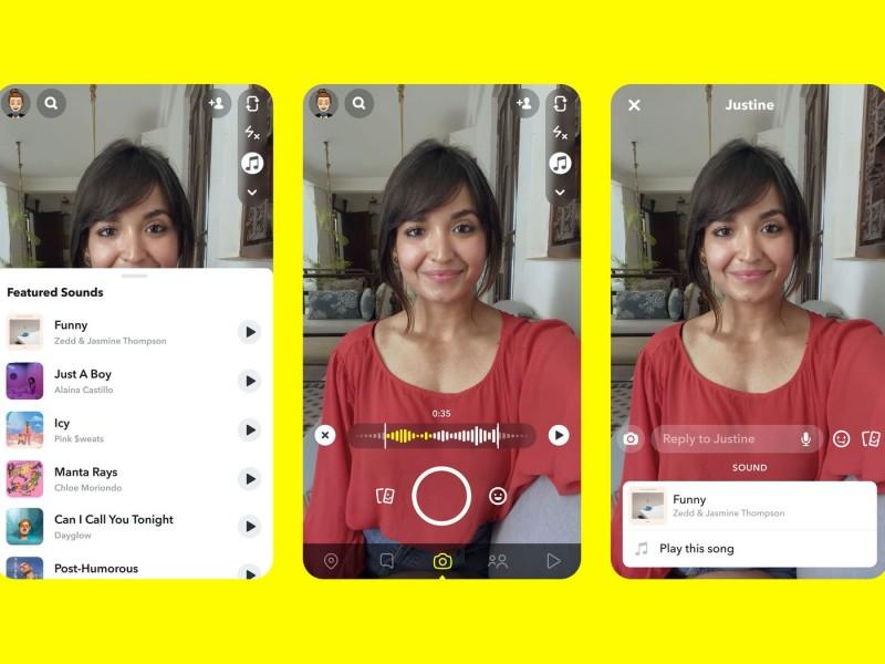 Snapchat lanza sección de videos cortos, premiará los más populares