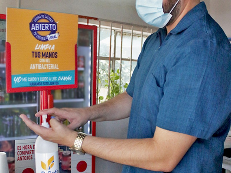Sociedad debe preservar medidas preventivas del nivel sanitario 5 naranja