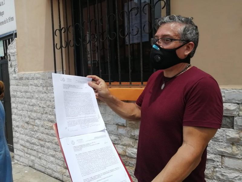 Socios del crematorio La Luz presentan queja ante la CEDH