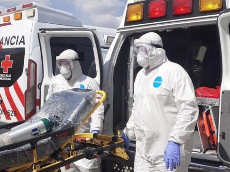 Socorristas de Cruz Roja están incluidos en vacunación contra COVID-19
