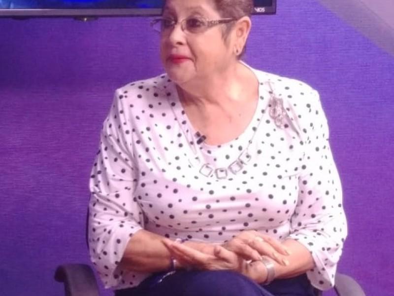 Sofía Sui-Qui sudcaliforniana digna de reconocimiento.