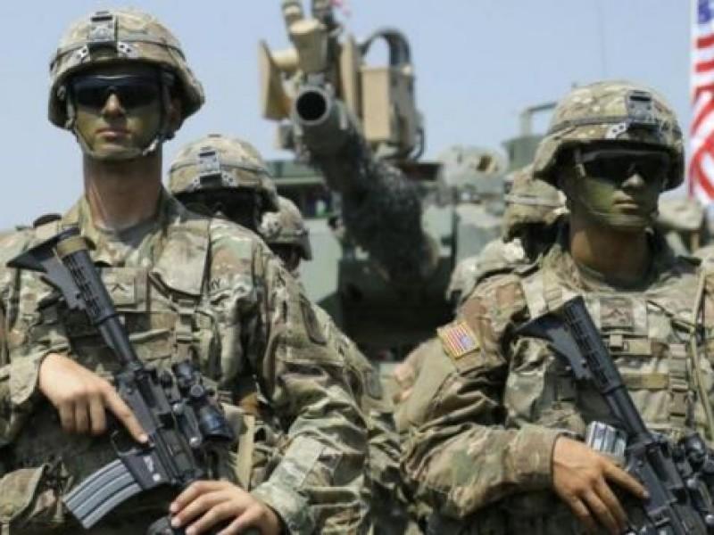 Soldados en la frontera detendrán a migrantes