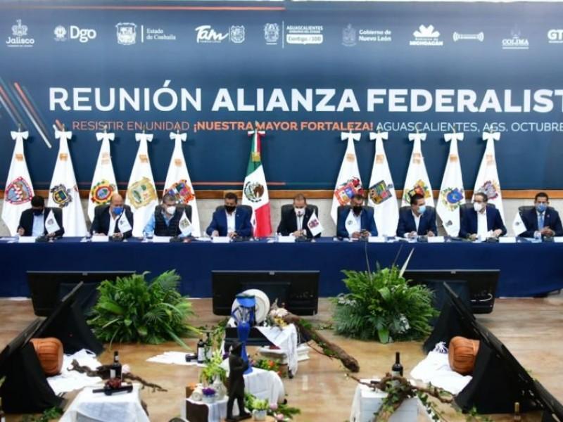 Solicita Alianza Federalista mayor recurso para PEF 2021