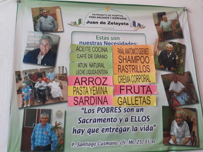 Solicita asilo Juan de Zelayeta apoyo social