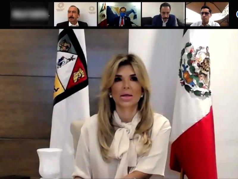 Solicita Gobernadora de Sonora reapertura de la frontera