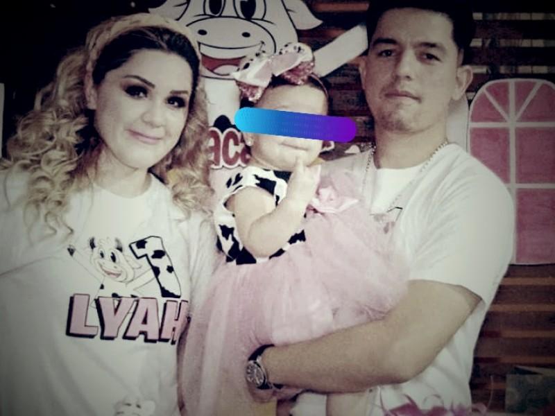 Solicita ONU-DH atención a Lyah, hija de Aranza Ramos