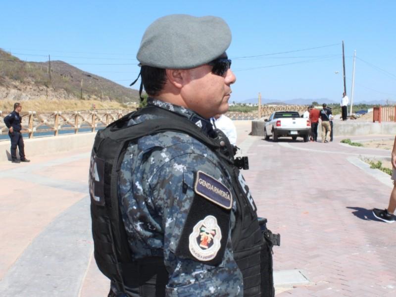 Solicitan apoyo a Gendarmería Nacional