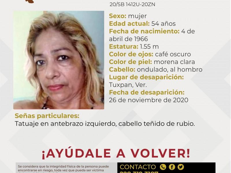 Solicitan apoyo para localizar a Maria Elena