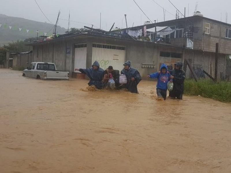 Solicitan Declaratoria de Emergencia para 16 municipios afectados por lluvias
