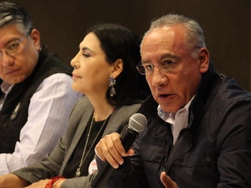Solicitan declaratoria para 16 municipios por sismo