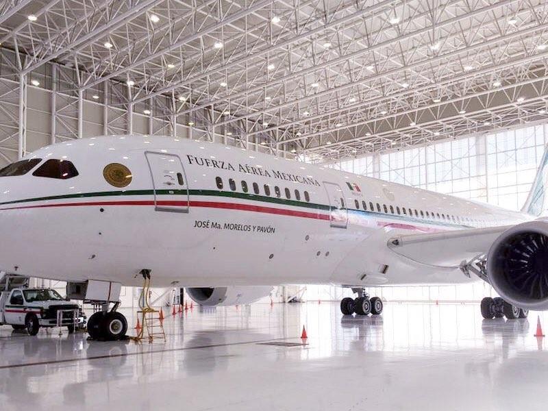 Solicitan diputados dar uso al avión presidencial