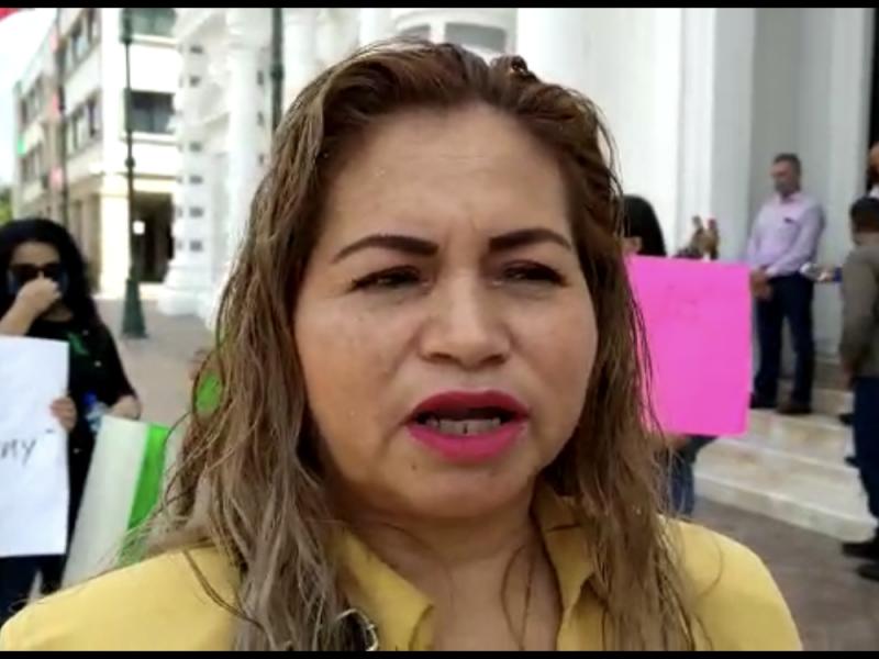 Solicitan Madres Buscadoras seguridad y recursos para búsquedas a Gobernador